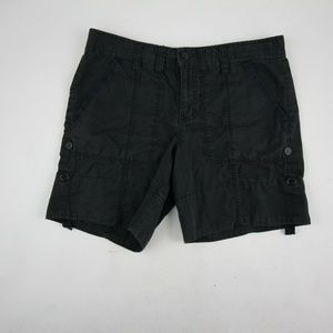Calvin Klein Women's Regular Shorts Size 6 Black